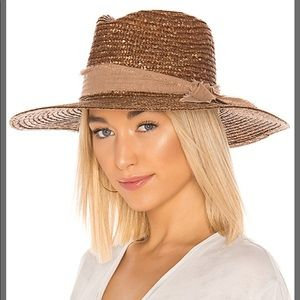 Perfect for summer Solange Straw Rancher Hat